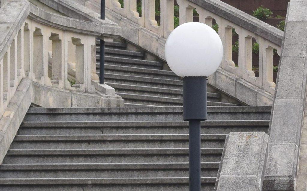 Stairs in Melk