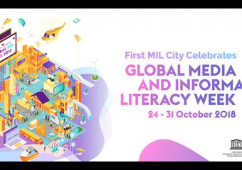 Global Media and Information Literacy Week 2018