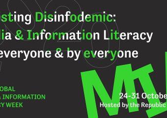 Global Media & Information Literacy Week 2020